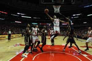 Chicago Bulls Nba Basketbol Kanvas Tablo