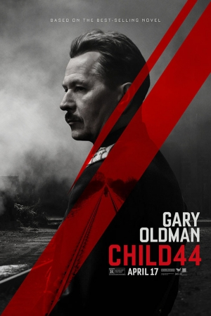 Child-44 Gary Oldman Film Afişi Sinema Kanvas Tablo