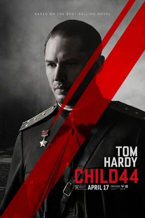 Child44 Fİlm Afişi Tom Hardy Film Afişi Sinema Kanvas Tablo