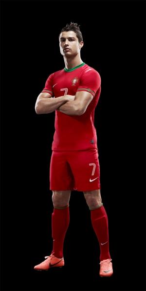 Christiano Ronaldo-2 Portekiz Futbol Star Kanvas Tablo