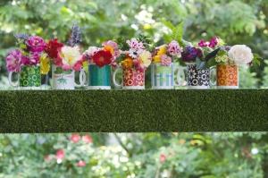 Çiçekler 2 Floral Sanat Kanvas Tablo