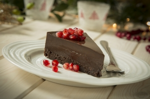 Çikolatalı Pasta 3 Lezzetler Kanvas Tablo