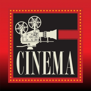 Cinema Retro & Motto Kanvas Tablo
