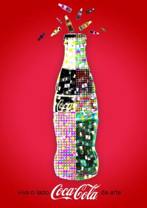Coca Cola Popüler Kültür Kanvas Tablo