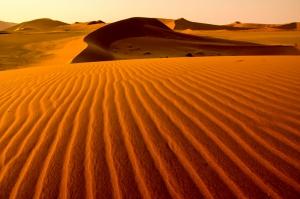 Çöl Doğa Manzaraları Kanvas Tablo