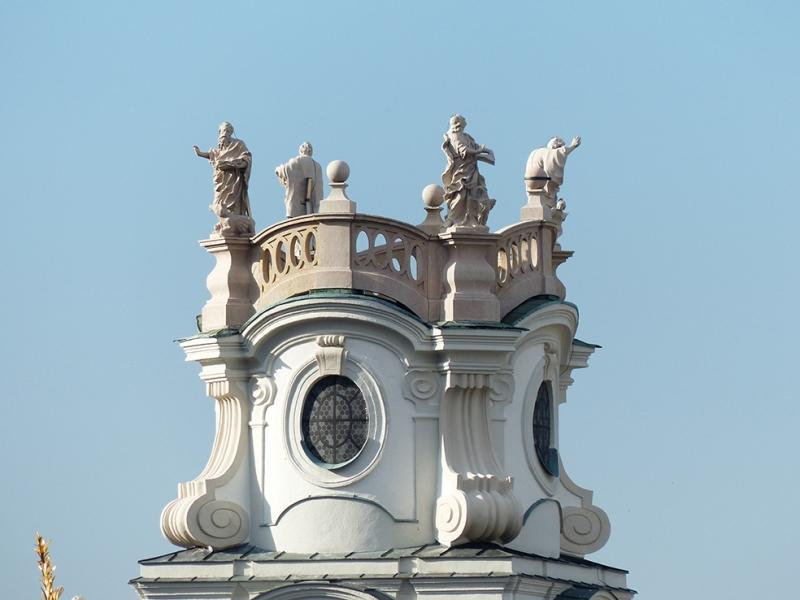 Collegiate Kilisesi Unesco Dünya Kültür Mirasları Kanvas Tablo