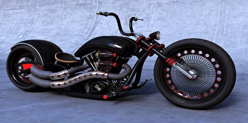 Copper Motor-14, Copper Modelleri Kanvas Tablo