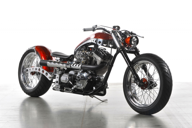 Copper Motor-2, Copper Modelleri Kanvas Tablo