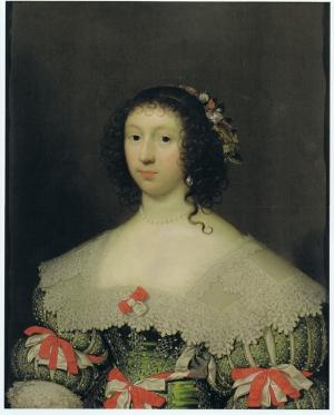 Cornelis Janssens Van Ceulen Sanat Kanvas Tablo