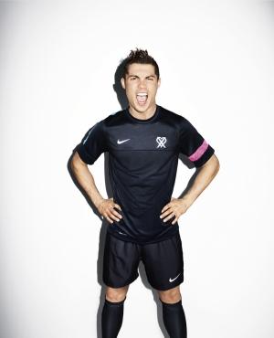 Cristiano Ronaldo ve Nike Spor Kanvas Tablo