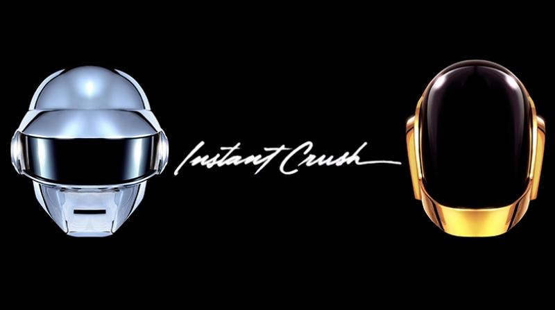 Daft Punk Müzik Popüler Kültür Kanvas Tablo