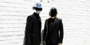 Daft Punk Popüler Kültür Kanvas Tablo