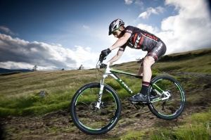 Dağ Bisikleti Outdoor-2 Spor Kanvas Tablo