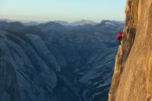 Dağ Tırmanışı Doğa Manzaraları Kanvas Tablo