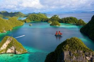 Danau Toba Endonezya Doğa Manzaraları Kanvas Tablo