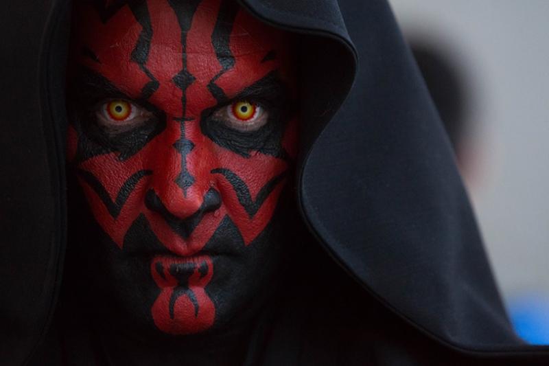Darth Vader 4 Star Wars Kanvas Tablo