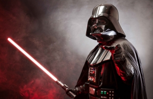 Darth Vader 5 Star Wars Kanvas Tablo