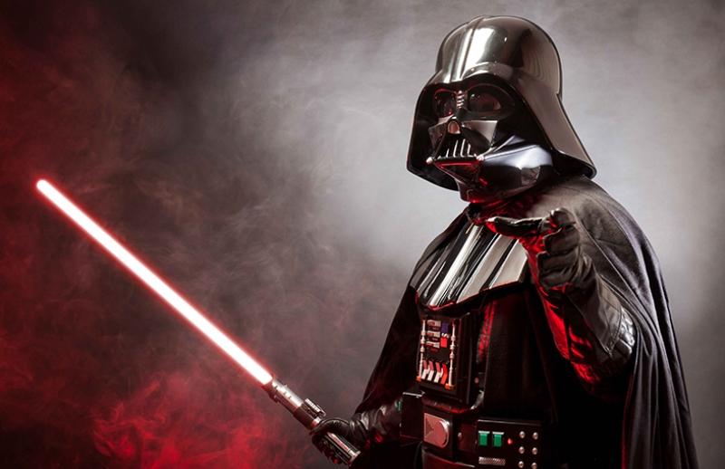 Darth Vader 5 Star Wars Kanvas Tablo