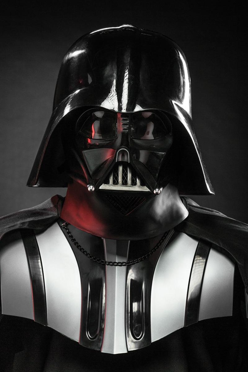 Darth Vader 6 Star Wars Kanvas Tablo