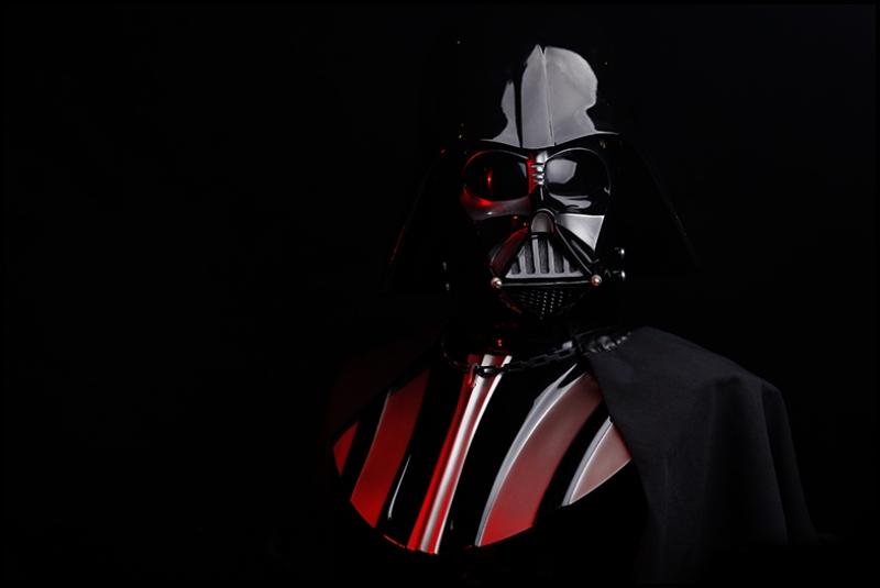 Darth Vader Portre Star Wars Kanvas Tablo
