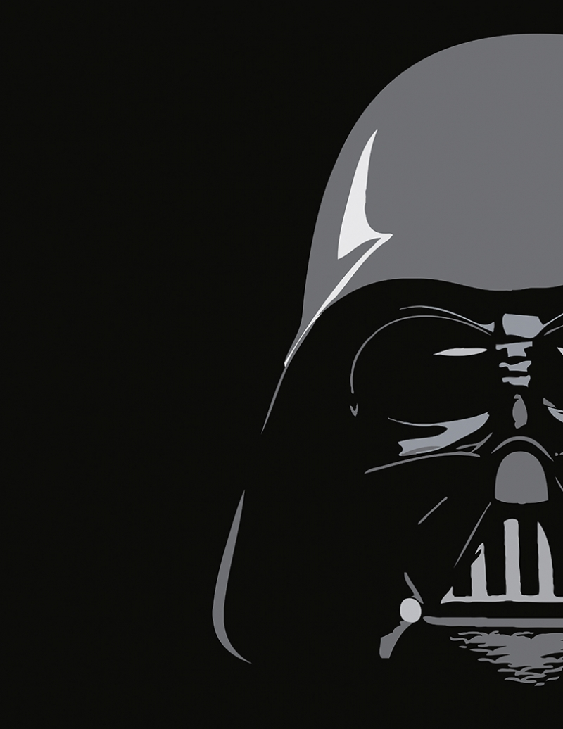 Darth Vader Star Wars 2 Kanvas Tablo