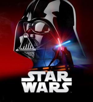 Darth Vader Star Wars Kanvas Tablo