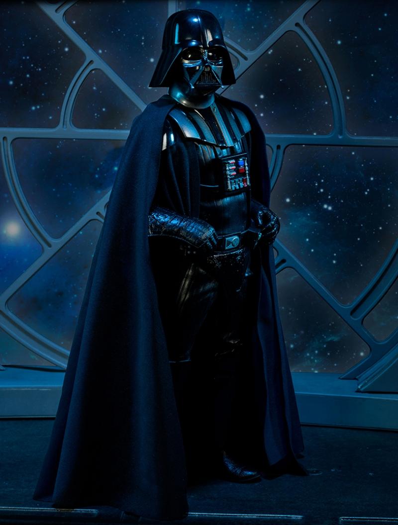 Darth Vader 2 Star Wars Kanvas Tablo