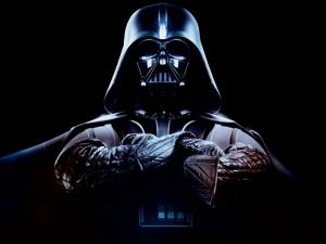 Darth Wader Star Wars Kanvas Tablo