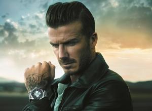 David Beckham Ünlü Yüzler Kanvas Tablo