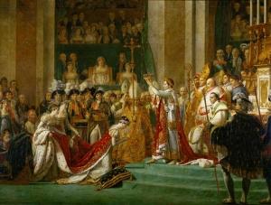 David The Coranation Of Napoleon And Josephine Yağlı Boya Sanat Kanvas Tablo