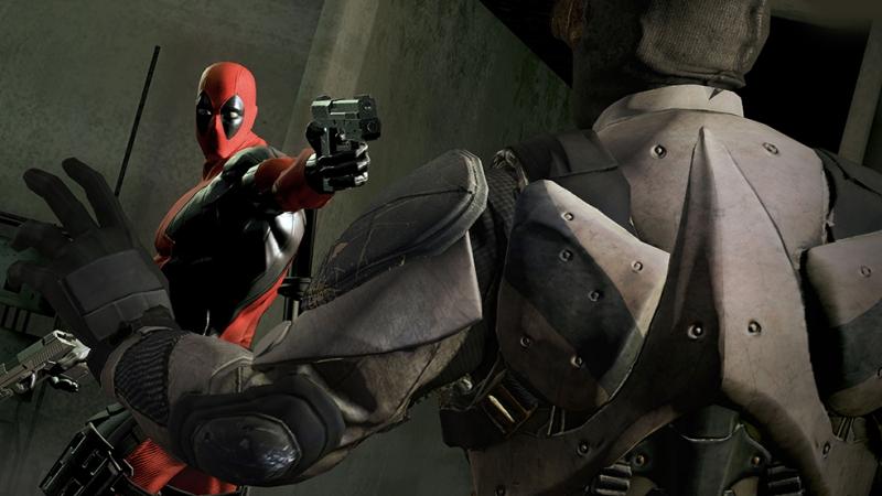Deadpool Marvel 2 Sinema Kanvas Tablo