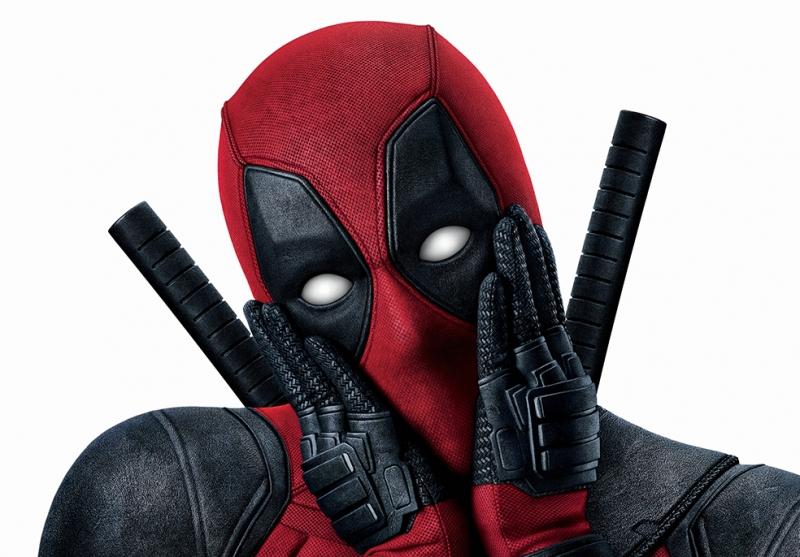 Deadpool Marvel Sinema Kanvas Tablo