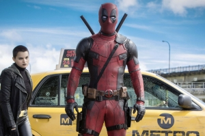 Deadpool Ryan Reynolds 1 2015 En İyi Filmler Sinema Kanvas Tablo