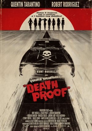 Death Proof Tarantino Tablo