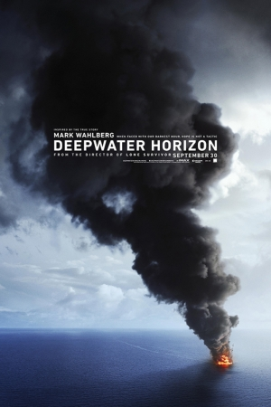 Deepwater Horizon Teaser Film Afişi Sinema Kanvas Tablo