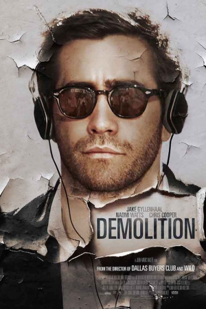 Demolition Film Afişi Sinema Kanvas Tablo