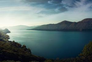 Deniz Manzarası ve Doğa Kanvas Tablo