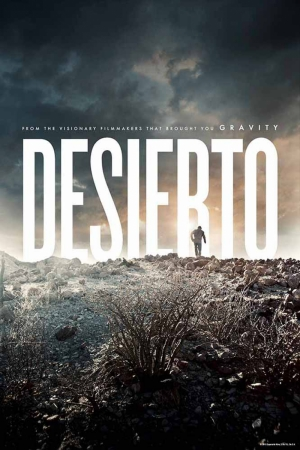Desierto Film Afişi Sinema Kanvas Tablo