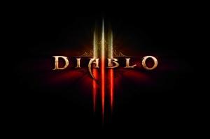 Diablo 3 Logo Popüler Kültür Kanvas Tablo