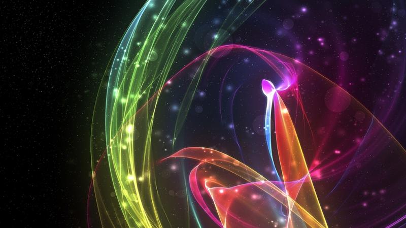 Dijital 13 Soyut Abstract Kanvas Tablo