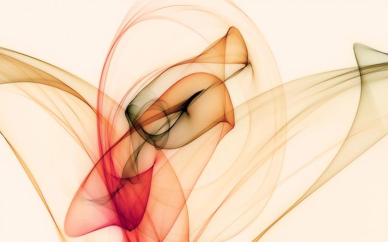 Dijital 17 Soyut Abstract Kanvas Tablo