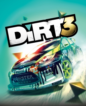 Dirt 3 Ford Fiesta Ralli Araçlar Kanvas Tablo