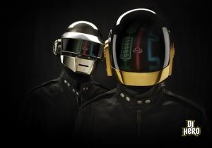 Dj Daft Punk Müzik Popüler Kültür Kanvas Tablo