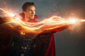 Doctor Strange Cumberbatch 2015 En İyi Filmler Sinema Kanvas Tablo