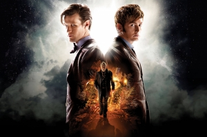 Doctor Who Poster-2 Kanvas Tablo
