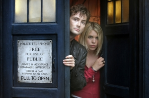 Doctor Who Poster-3 Kanvas Tablo