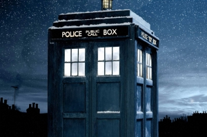 Doctor Who Poster-5 Kanvas Tablo