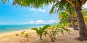 Doğa Deniz Göl Dağ Sahil Manzaraları-17 Kanvas Tablo