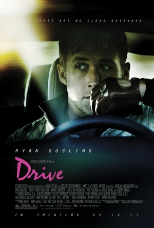 Drive Afiş Sinema Kanvas Tablo