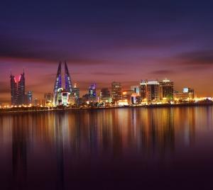 Dubai Dünyaca Ünlü Şehirler Kanvas Tablo